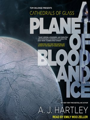 cover image of A Planet of Blood and Ice