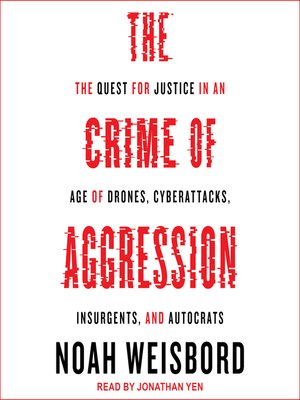 cover image of The Crime of Aggression