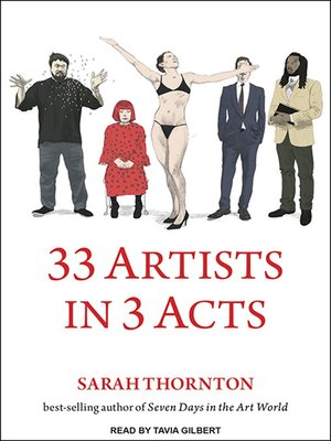 cover image of 33 Artists in 3 Acts