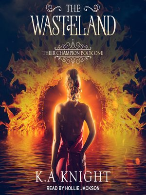 cover image of The Wasteland