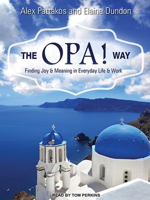 cover image of The OPA! Way