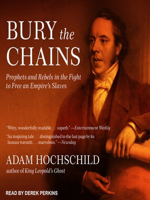 cover image of Bury the Chains