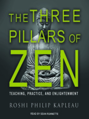 cover image of The Three Pillars of Zen