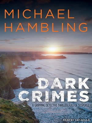 cover image of Dark Crimes