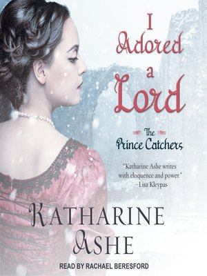 cover image of I Adored a Lord