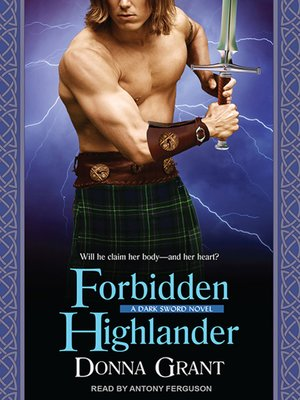 cover image of Forbidden Highlander