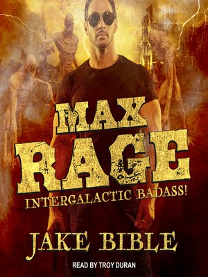 cover image of Max Rage