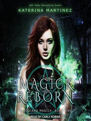 cover image of Magick Reborn
