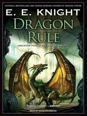 cover image of Dragon Rule