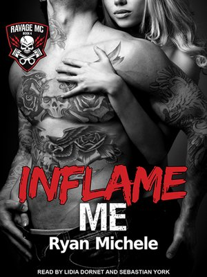 cover image of Inflame Me