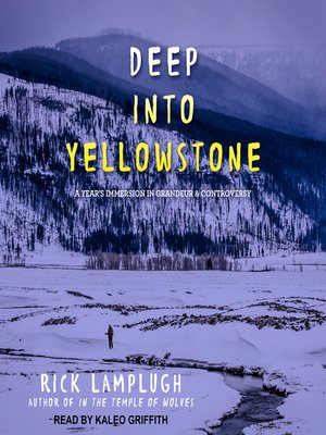 cover image of Deep into Yellowstone