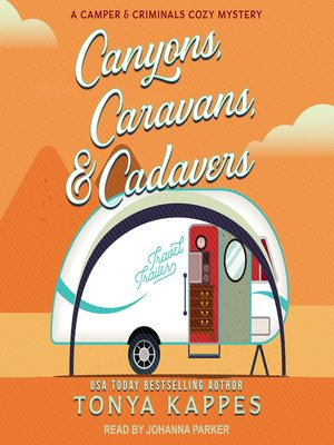 cover image of Canyons, Caravans, & Cadavers