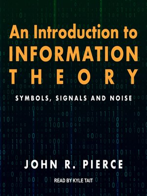 cover image of An Introduction to Information Theory