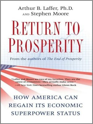 cover image of Return to Prosperity