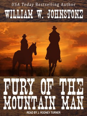 cover image of Fury of the Mountain Man