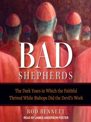 cover image of The Bad Shepherds