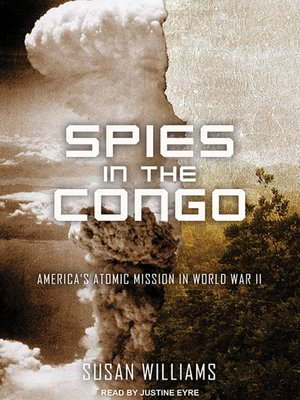 cover image of Spies in the Congo