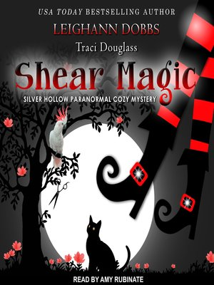 cover image of Shear Magic