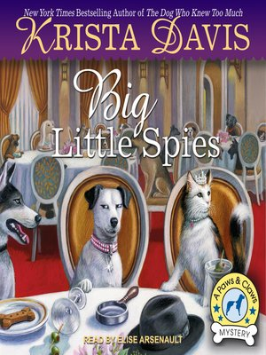 cover image of Big Little Spies