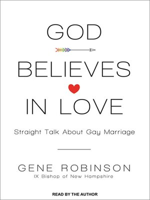 cover image of God Believes in Love