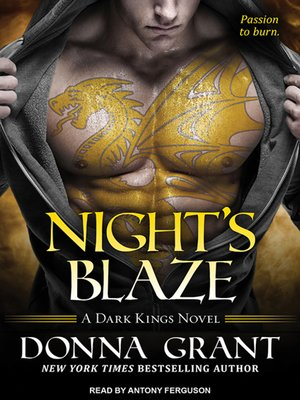cover image of Night's Blaze