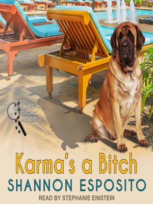 cover image of Karma's a Bitch