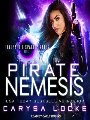 cover image of Pirate Nemesis