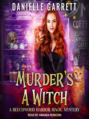 cover image of Murder's a Witch