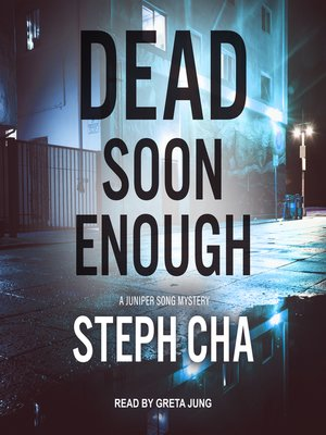 cover image of Dead Soon Enough