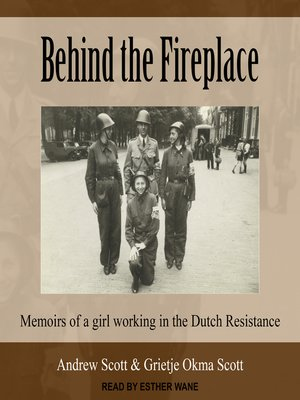 cover image of Behind the Fireplace