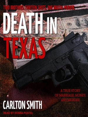 cover image of Death in Texas