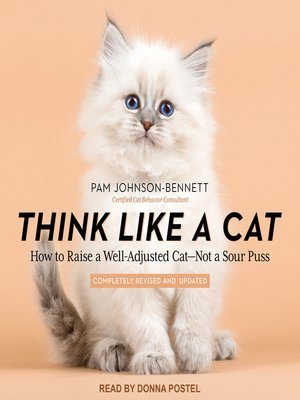 cover image of Think Like a Cat