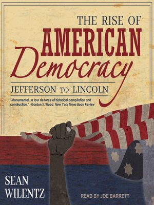cover image of The Rise of American Democracy