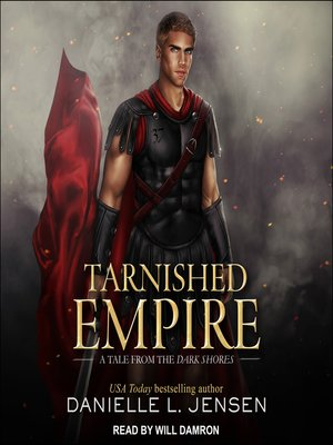cover image of Tarnished Empire