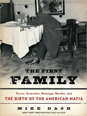 cover image of The First Family