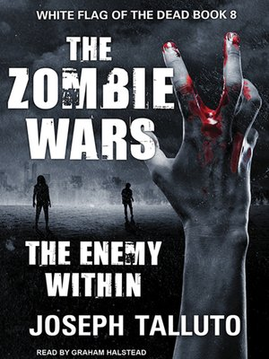 cover image of The Zombie Wars--The Enemy Within