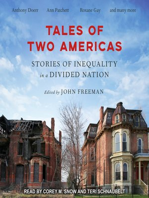 cover image of Tales of Two Americas