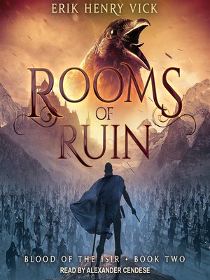 cover image of Rooms of Ruin