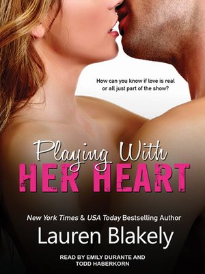 cover image of Playing With Her Heart
