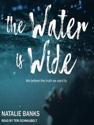 cover image of The Water is Wide