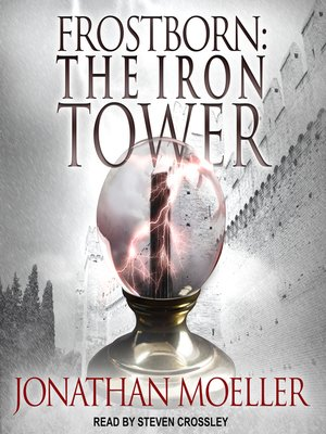 cover image of Frostborn--The Iron Tower