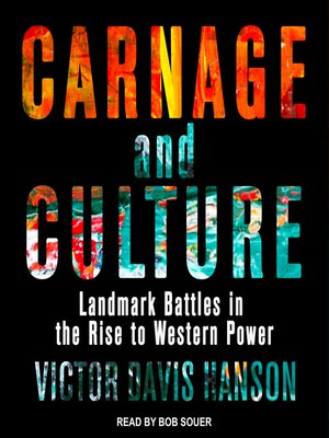cover image of Carnage and Culture