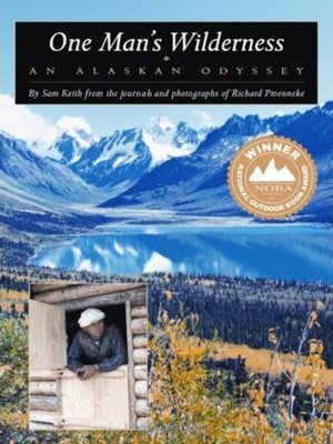 cover image of One Man's Wilderness