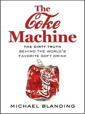 cover image of The Coke Machine