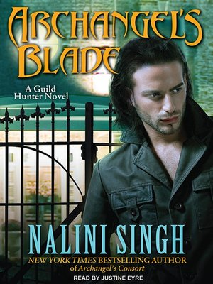 cover image of Archangel's Blade