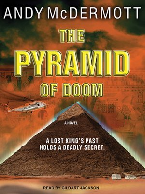 cover image of The Pyramid of Doom--A Novel