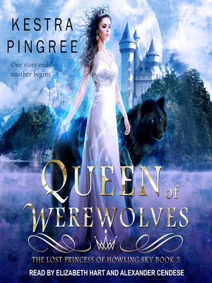 cover image of Queen of Werewolves