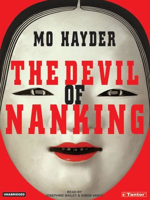 cover image of The Devil of Nanking