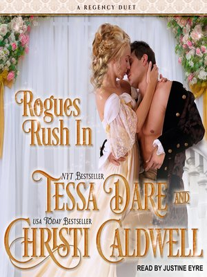 cover image of Rogues Rush In