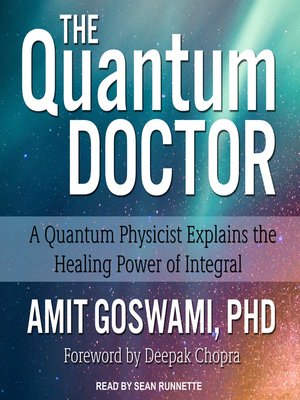 cover image of The Quantum Doctor